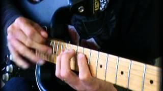 GREMLINS THEME - Guitar Cover Version ROCK METAL (Chris Barker)