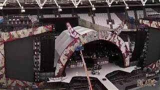 AC/DC - Rock or Bust Tour - Load-in Day Manchester