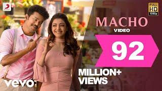 Mersal - Maacho Tamil Video   Vijay, Kajal Aggarwal   A.R. Rahman width=