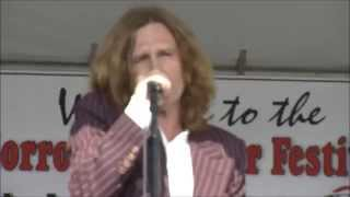 "Drummer Matt Muckle with John Waite playing Bad English's ""Best of What I Got"""