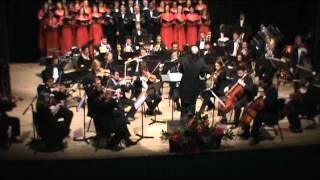 An Die Freude - Ode à Alegria - Beethoven/Schiller - Coro Lírico Catarinense e OSSCA