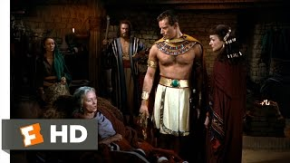 The Ten Commandments (5/10) Movie CLIP - Moses Meets His Real Mother (1956) HD