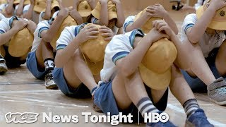 How Japan Is Preparing For North Korean Threats (HBO)