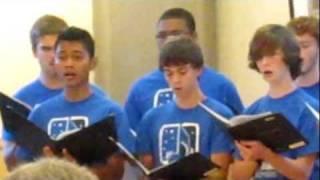Fairfax High School A Cappella Singers