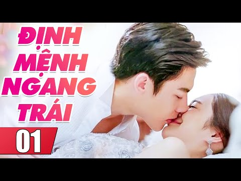 Định Mệnh Trái Ngang Tập 1   Phim Bộ Tình Cảm Thái Lan Mới Hay Nhất Lồng Tiếng