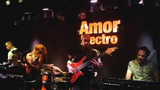 Amor Electro @Templários(2015.12.14) - Meia-Noite