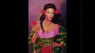 Ponto Cigana Esmeralda - Esmeralda Cigana Faceira