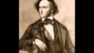 Félix Mendelssohn Romance sans parole op.19 n°6. Christian Lorandin