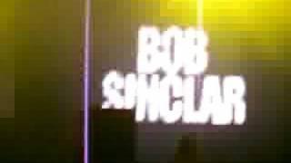 Bob Sinclair na Expofacic 2008