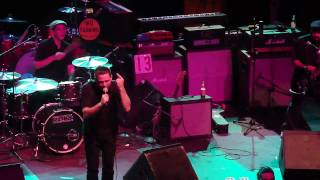 THE AGGROLITES - Countryman Fiddle - Live at the Warfield in SF - 2/3/11