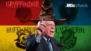 Sorting presidential candidates into Hogwarts houses | Mic Check