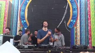 Raresh @ Tomorrowland 2011