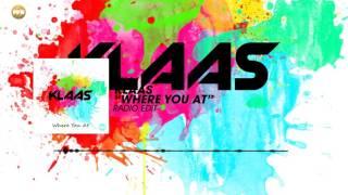 Klaas – Where You At