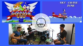 Sonic the Hedgehog 2 - Sky Chase Zone (READY PLAYER ONE) | Live Cover by EXTRA LIVES