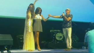 """Cuca Roseta, Pedro Abrunhosa & Catarina Furtado - """"Tudo O Que Eu Te Dou @ MEO Arena 20 Junho 2015"""""""