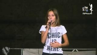 """Talent """"Le voci di Napoli"""" - Chiara Ranieri """"Mente e cuore"""" - 21/09/2015"""
