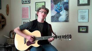 Swing Low Sweet Chariot cover by Anthony Emery