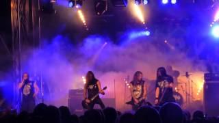 Entombed A.D. live le 19/08/16 au MOTOCULTOR FESTIVAL Open Air à Saint-Nolff