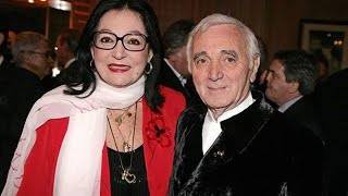 "Charles Aznavour ft. Nana Mouskouri - To Die Of Love ""by pepe le pew"""