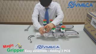 VMECA Magic Gripper - Total solution width=