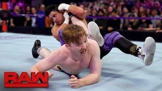 Gentleman Jack Gallagher vs. TJP: Raw, May 8, 2017