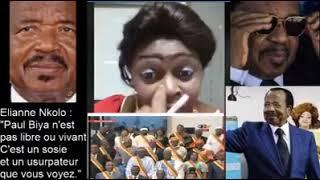Voilà la révélation fracassante de Mme Nkolo une femme bulu et de surcroît belle sœur de Biya.