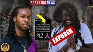 BREAKING NEWS | Buju Banton GET Diss WICKED!! By His Son Markus