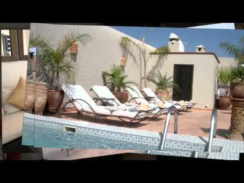 Marrakesh Riad-WCN 2011