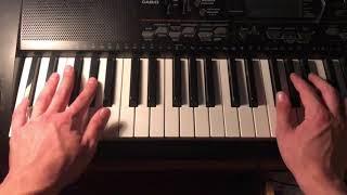 ZEZE - Kodak Black (Easy Piano cover)