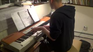 Forrest Gump Main Title (Feather Theme) for Piano Solo
