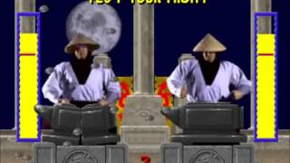 Mortal Kombat 1 Arcade - Test Your Might (1992)