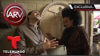 Ayme Nuviola estrena el video de La Negra Tiene Tumbao | Al Rojo Vivo | Telemundo