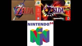 The Legend of Zelda (Nintendo 64): Windmill Hut/Guru-Guru's Theme [Fast]