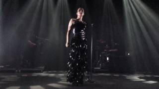 2017.03.08 - Banks - The Altar Tour - Gemini Feed @La Cigale - Paris