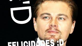 Leonardo Dicaprio Discurso  Al Ganar El Óscar En Español