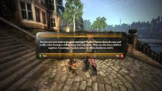 Fable III [PEGI 16] Dev Diary: Xbox LIVE Co-op