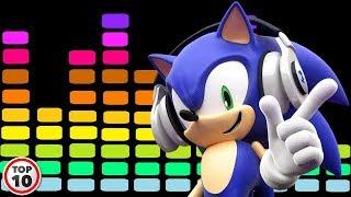Top 10 Catchiest Sonic Songs width=