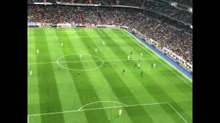 Real Madrid-Napoli GOL INSIGNE LIVE DAL SETTORE OSPITI