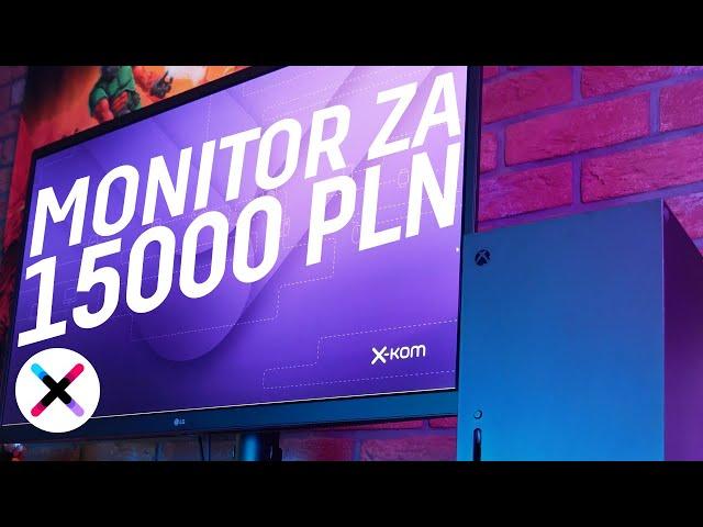MONITOR OLED? 🎨 | Test, recenzja LG OLED Pro 32EP950 za 15000 złotych!