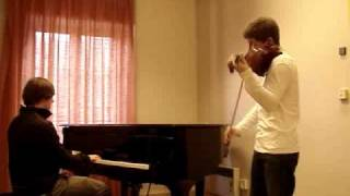 Final Fantasy Versus XIII - Yoko Shimomura - Somnus (piano violin)