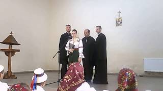 Concert de cantari liturgice si pricesne-Barsana  Marcela Latis