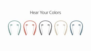 Sony Headphones h.ear in 2 Wireless Official Product Video