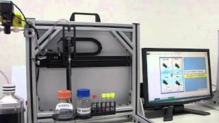 """""""One Pump Does It All """" Rinse - Aspirate - Sample - Dispense - Dilute"""