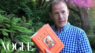Elettra's Dad Confesses His Crush on Grace Coddington - Elettra's Goodness - Vogue