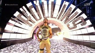 What if Seth Rollins Used Redesign Rebuild Reclaim by Downstait At Wrestlemania 33
