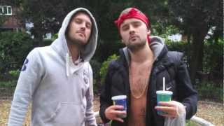 "Subway Rap (2Pac ""Hit Em Up"" Parody) [HD]"