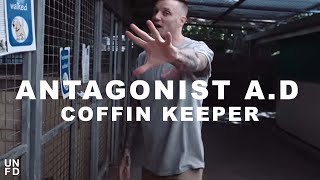 Antagonist A.D - Coffin Keeper [Official Music Video]
