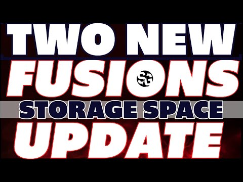 RAID 2 new FUSIONS dupe system & storage space RAID SHADOW LEGENDS discord upate