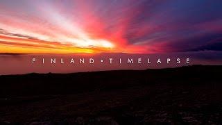 FINLAND   4K Timelapse