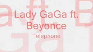 Lady GaGa ft  Beyonce   Telephone Lyrics